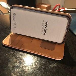 promo code 7ef2a 05ea7 NEW! Moshi iPhone 8 / 7 / 6 wallet phone case. NWT